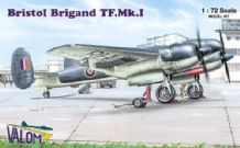 Valom 1/72 Model Kit 72051 Bristol Brigand TF Mk.I
